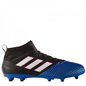 adidas Ace 17.3 Primemesh Firm Ground Football Boots - Core Black/Whit