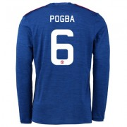 Manchester United Cup Away Shirt 2016-17 - Long Sleeve with Pogba 6 pr