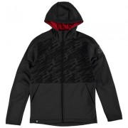 Manchester United Full Zip Hoodie - Black - Kids