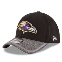 Baltimore Ravens 2016 NFL On Field Training 39THIRTY Cap All items