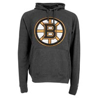Boston Bruins Kimball Applique Logo Hoodie All items