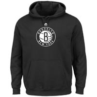Brooklyn Nets Primary Logo NBA Hoodie All items
