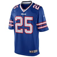 Buffalo Bills Lesean McCoy NFL Nike Limited Team Jersey All items