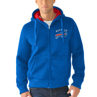 Buffalo Bills NFL Sherpa Full Zip Hooded Jacket All items