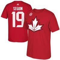 Canada Tyler Seguin World Cup Of Hockey Player Name & Number T-Shirt All items