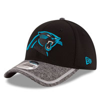 Carolina Panthers 2016 NFL On Field Reverse Training 39THIRTY Cap All items