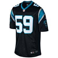 Carolina Panthers Luke Kuechly NFL Nike Limited Team Jersey All items