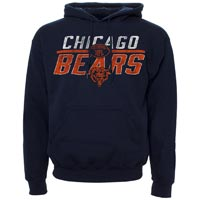 Chicago Bears NFL Blitz Hoodie All items