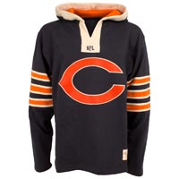 Chicago Bears NFL Option Heavyweight Hoodie All items