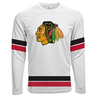Chicago Blackhawks Authentic Scrimmage FX Long Sleeve T-Shirt All items