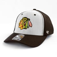 Chicago Blackhawks Backstop Stretch Fit Cap All items