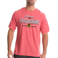 Chicago Blackhawks Crowned FX T-Shirt All items