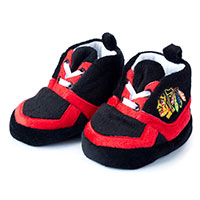 Chicago Blackhawks Sneaker Baby Booties All items