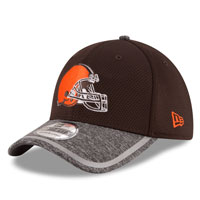 Cleveland Browns 2016 NFL On Field Reverse Training 39THIRTY Cap All items