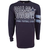Dallas Cowboys NFL Bandit Long Sleeve T-Shirt All items