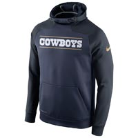 Dallas Cowboys NFL Champ Drive Hyper Speed Hoodie All items