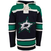Dallas Stars Heavyweight Jersey Alternate Lacer Hoodie All items