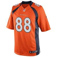 Denver Broncos Demaryius Thomas NFL Nike Limited Team Jersey All items