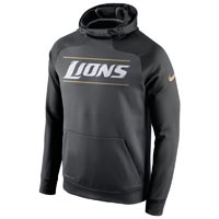 Detroit Lions NFL Champ Drive Hyper Speed Hoodie All items