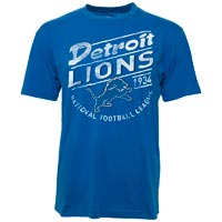 Detroit Lions NFL Journey T-Shirt All items