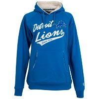 Detroit Lions NFL Women's Flair Hoodie All items