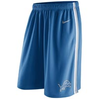 Detroit Lions Nike Epic Shorts All items