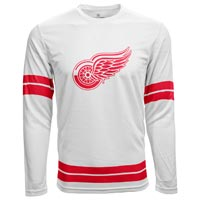 Detroit Red Wings Authentic Scrimmage FX Long Sleeve T-Shirt All items