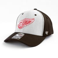 Detroit Red Wings Backstop Stretch Fit Cap All items