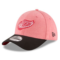 Detroit Red Wings Change Up Classic Heather 39THIRTY Cap All items
