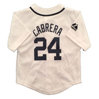 Detroit Tigers Miguel Cabrera Majestic Child Home Replica Baseball Jersey All items