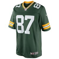 Green Bay Packers Jordy Nelson NFL Nike Limited Team Jersey All items