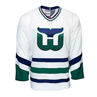 Hartford Whalers Vintage Replica Jersey 1985 (Home) All items