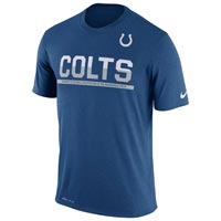 Indianapolis Colts NFL Nike Team Practice Light Speed Dri-FIT T-Shirt All items