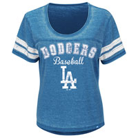 Los Angeles Dodgers Women's Loving The Game T-Shirt All items