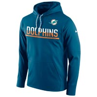 Miami Dolphins NFL Circuit PO Hoodie All items