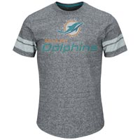 Miami Dolphins Past The Limit NFL T-Shirt All items