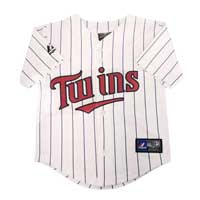 Minnesota Twins Majestic Child Home Replica Baseball Jersey All items