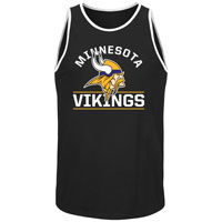 Minnesota Vikings Go Far NFL Tank Top All items
