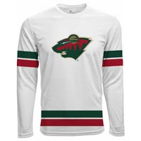 Minnesota Wild Authentic Scrimmage FX Long Sleeve T-Shirt All items