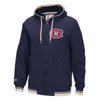 Montreal Canadiens CCM Retro Full Zip Hoodie All items