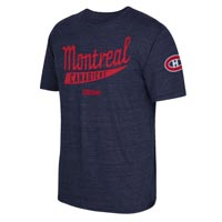 Montreal Canadiens CCM Strike First Tri-Blend T-Shirt All items