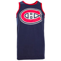 Montreal Canadiens Grind Team Color Tank Top All items