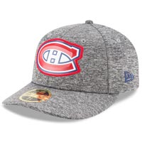 Montreal Canadiens NHL Team Bevel Low Profile 59FIFTY Cap All items