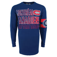 Montreal Canadiens YOUTH Bandit Long Sleeve T-Shirt All items
