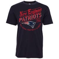 New England Patriots NFL Journey T-Shirt All items
