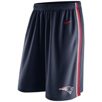 New England Patriots Nike Epic Shorts All items
