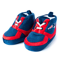 New England Patriots Sneaker Baby Booties All items
