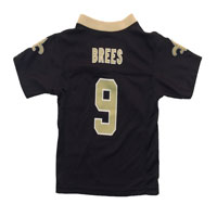 New Orleans Saints Drew Brees NFL Team Apparel Youth Replica Football Jersey All items