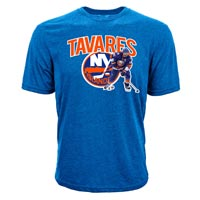 New York Islanders John Tavares NHL Action Pop Applique T-Shirt All items