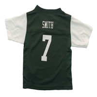 New York Jets Geno Smith NFL Team Apparel Youth Replica Football Jersey All items